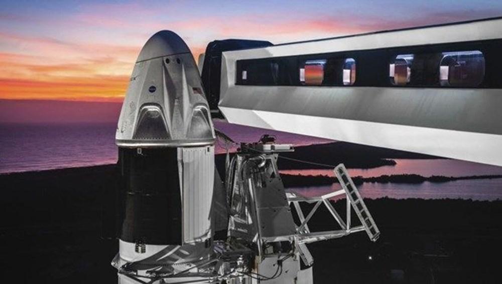 Elon Musk Mars yolculuğu için tarih verdi - 2