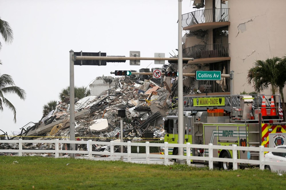 Building collapsed in the USA: Loss of life increased to 4, 159 people missing - 28