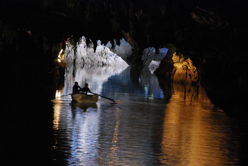 Türkiye'nin en büyük yeraltı gölü: Altınbeşik Mağarası - 6