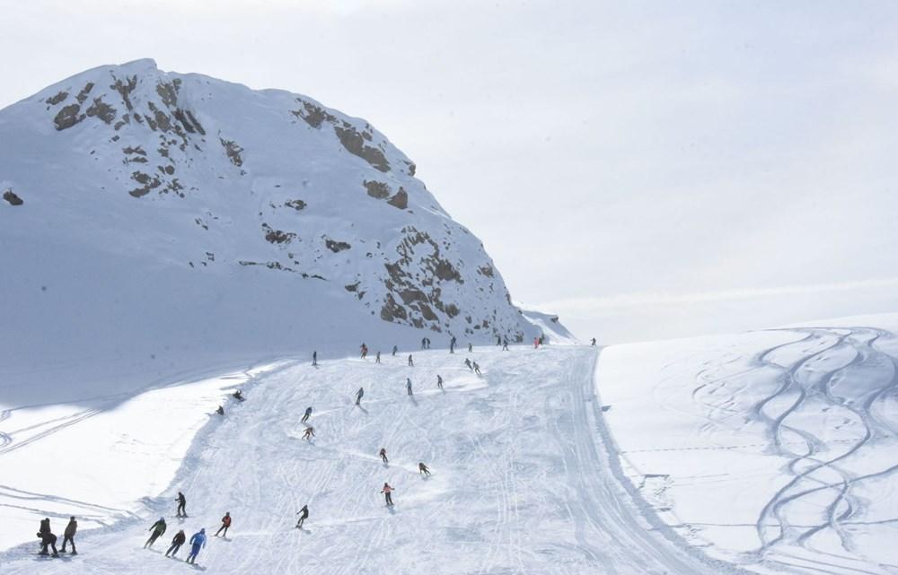 Burası Alp Dağları değil, Hakkari Merga Bütan Kayak Merkezi - 8