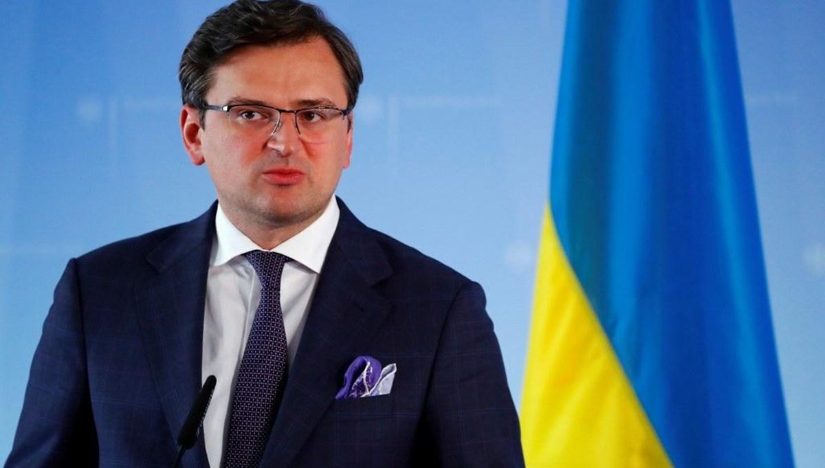 Ukrayna'dan uluslararası topluma Rusya'ya baskı çağrısı