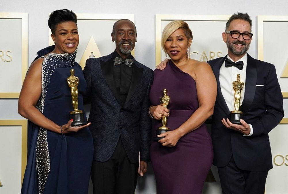 2021 Oscar Ödülleri sahiplerini buldu (93. Oscar Ödülleri'ni kazananlar) - 11