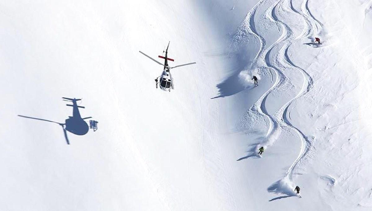 Kayakçıların tercihi Alpler yerine Kaçkarlar oldu! Bir haftalık heyecanın bedeli 63 bin lira