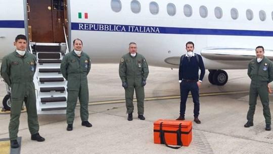 Türkiye, hava sahasını açarak 2 yaşındaki İtalyan çocuğun umudu oldu