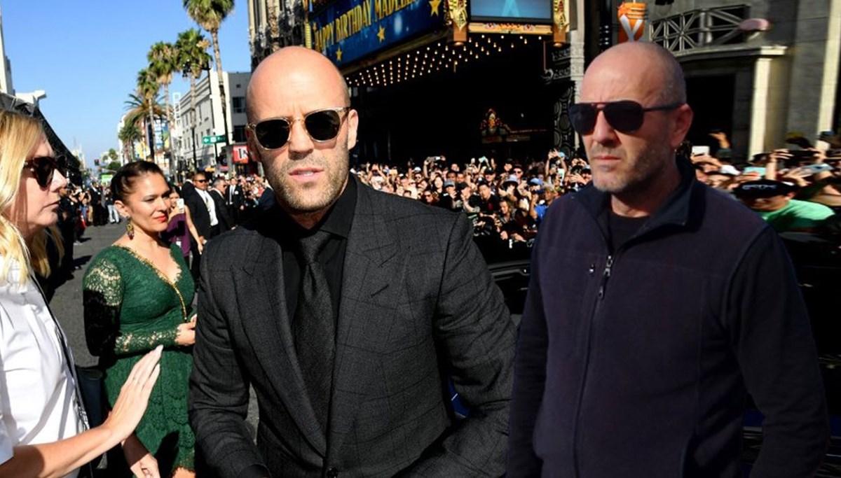 Antalyalı 'Jason Statham' olarak ünlenen İsmail Yıldırım,  yıldız oyuncuyu karşılamaya hazırlanıyor