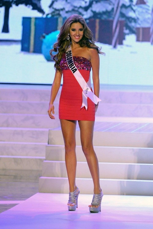 Eski Kolombiya Güzeli  Daniella Alvarez'in bacağı kesildi - 3