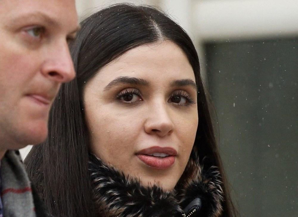 Uyuşturucu baronu El Chapo'nun eşi, işlediği suçları itiraf etti - 2