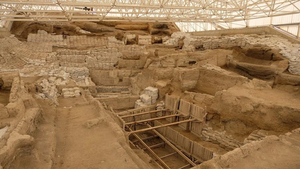 UNESCO Listesi'ndeki Çatalhöyük'te corona virüs sessizliği - 2