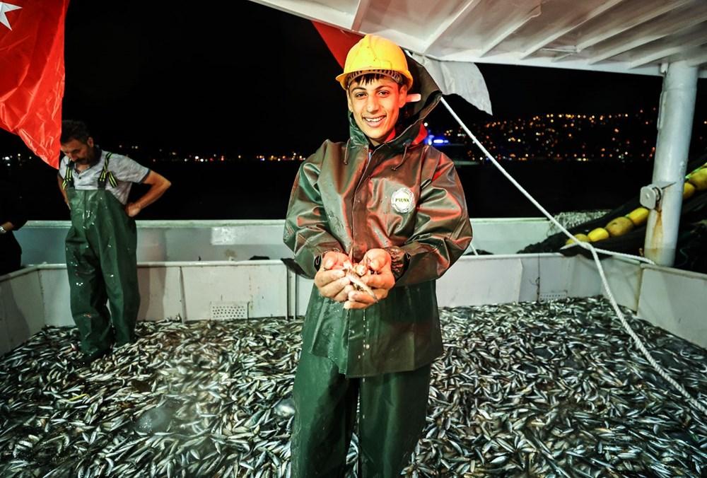 Av yasağı kalktı: Sezonun ilk balıkları avlandı - 7