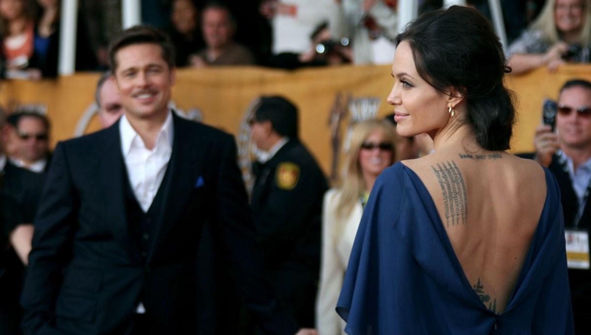Angelina Jolie, Brad Pitt'le boşanma davalarına bakan yargıçtan şikayetçi oldu