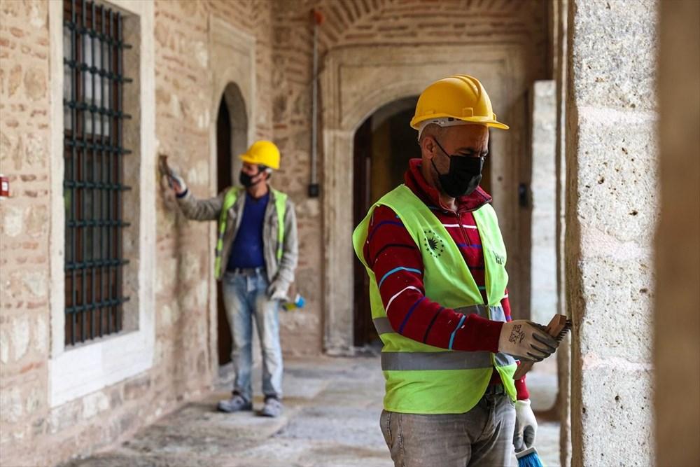 Topkapı Sarayı Harem Dairesi'nin kapasitesi üç katına çıkıyor - 11