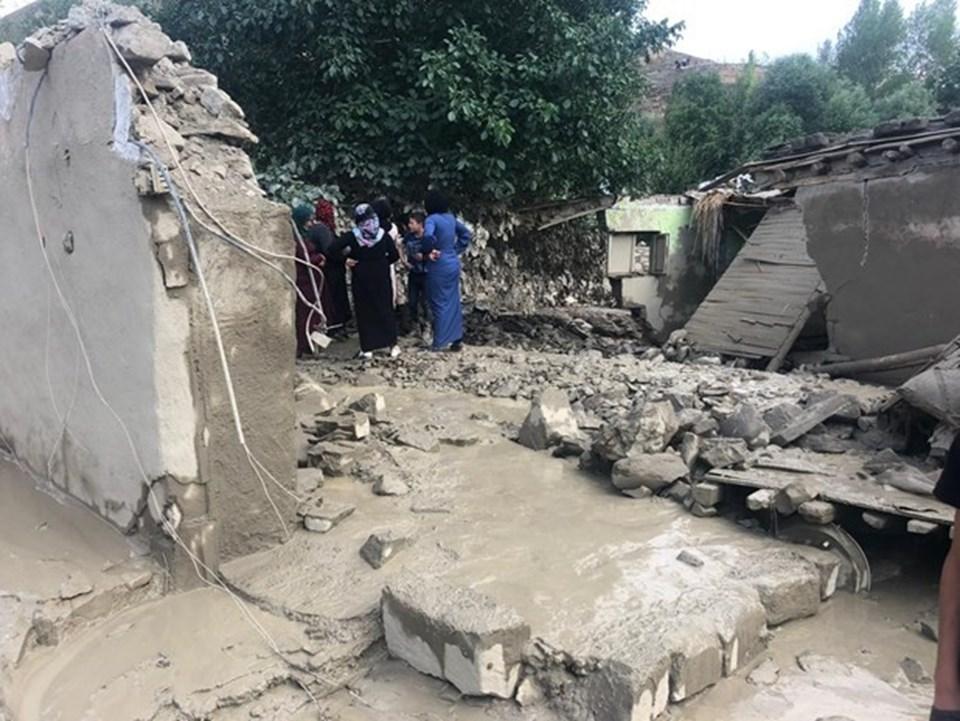 SON DAKİKA HABERİ: Van'ı ikinci kez sel vurdu | NTV