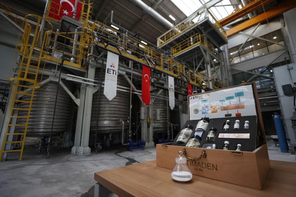 Türkiye'nin ilk lityum üretim tesisi resmen açıldı - 2