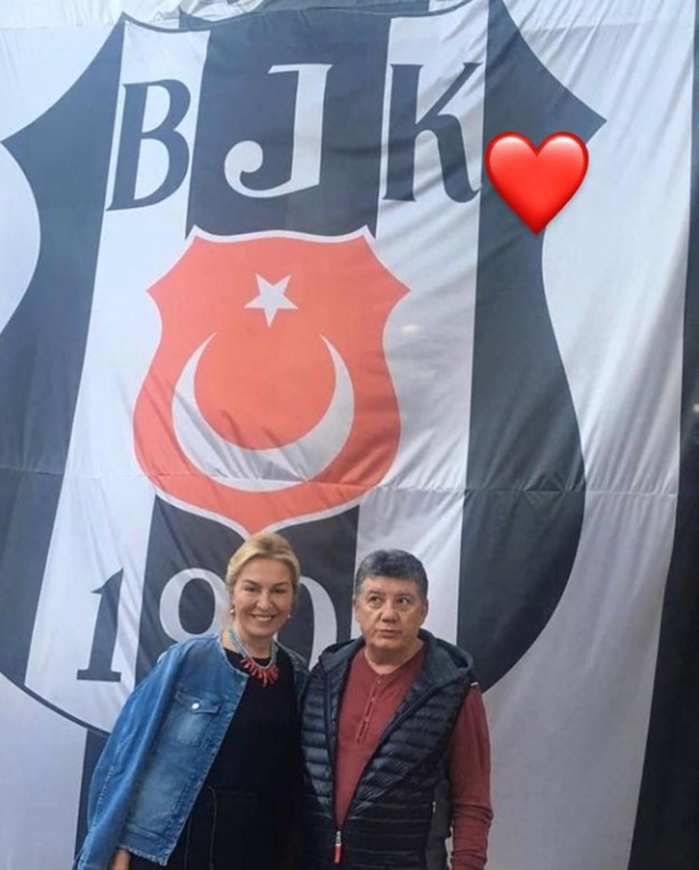 Ünlülerden Beşiktaş'ın şampiyonluk paylaşımları - 14