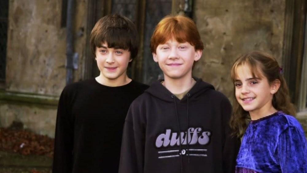 Harry Potter'ın Ron'u Rupert Grint baba oldu - 4