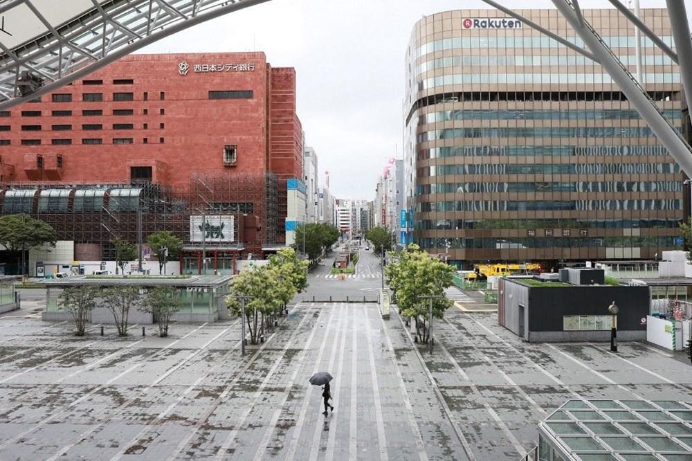 Japonya'nın güneybatısını vuran Haişen tayfununda 2 ölü, 100'den fazla yaralı - 3