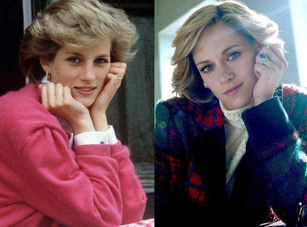Prenses Diana'nın hayatını anlatan Spencer filminin vizyon tarihi belli oldu - 5