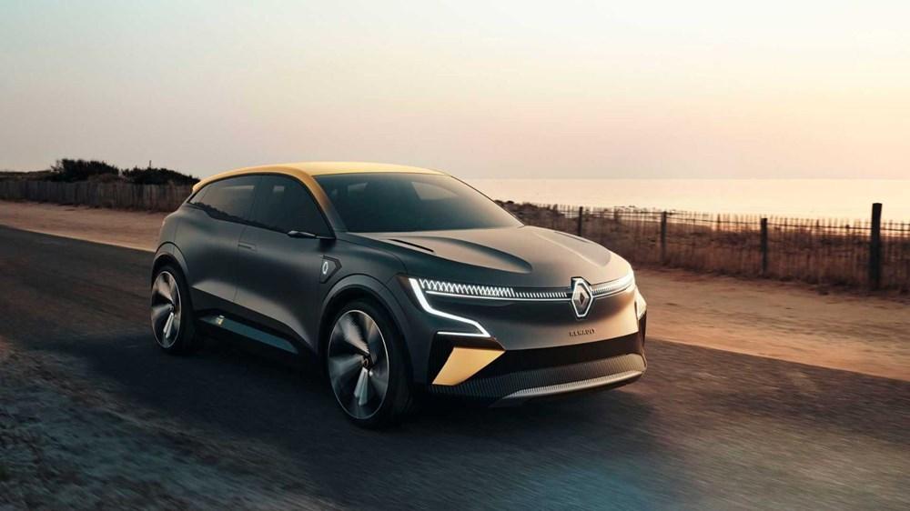 Renault'dan iki yeni elektrikli model - 3