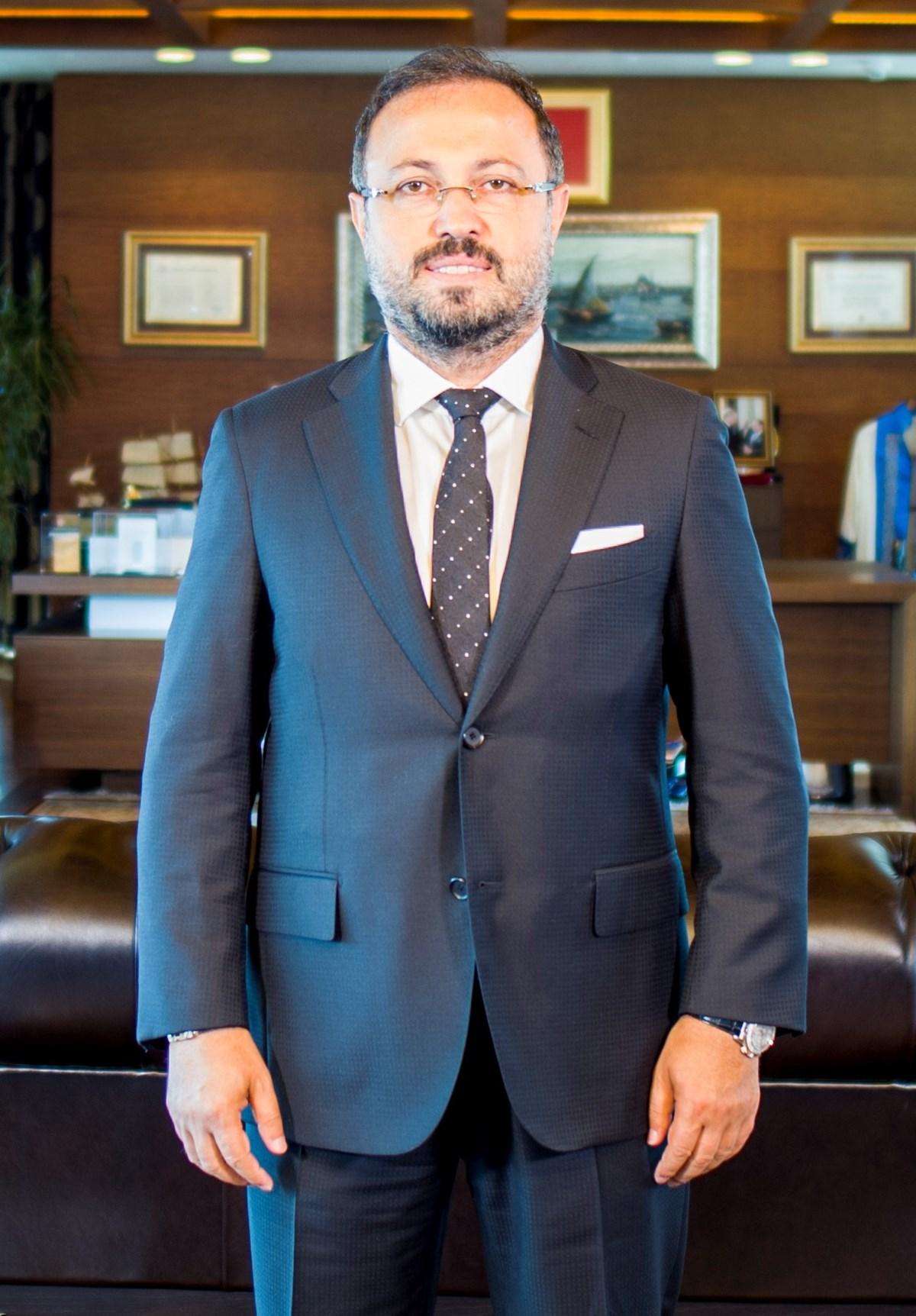 DAP Yapı Yönetim Kurulu Başkanı Ziya Yılmaz
