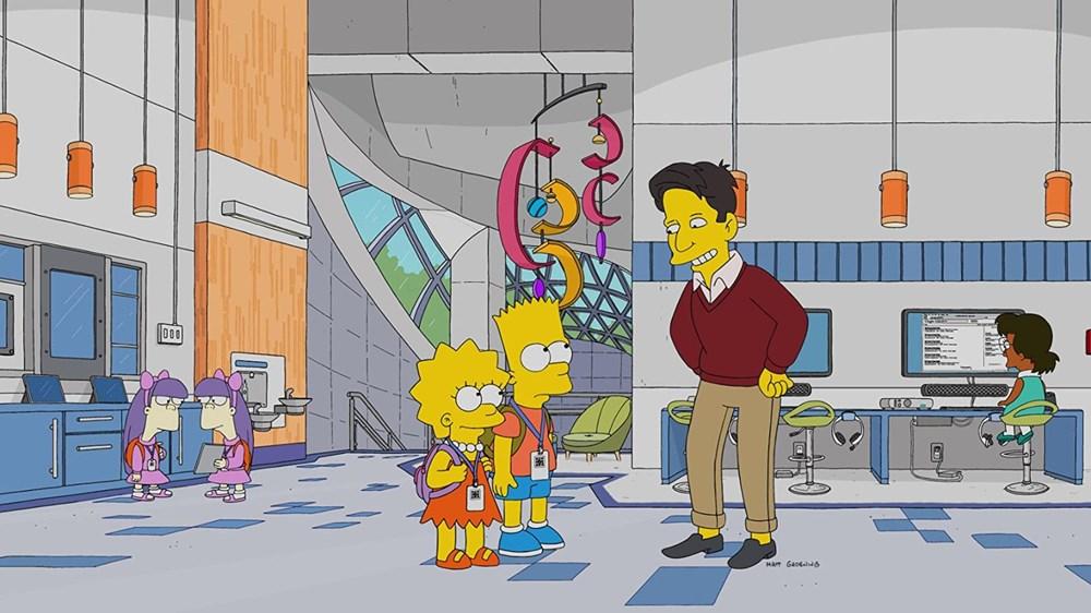 Simpsonlar (The Simpsons) dizisinde değişiklik - 2
