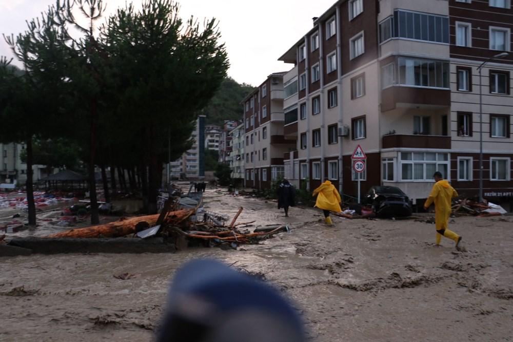Batı Karadeniz'de sel: Can kaybı 27'ye yükseldi - 10