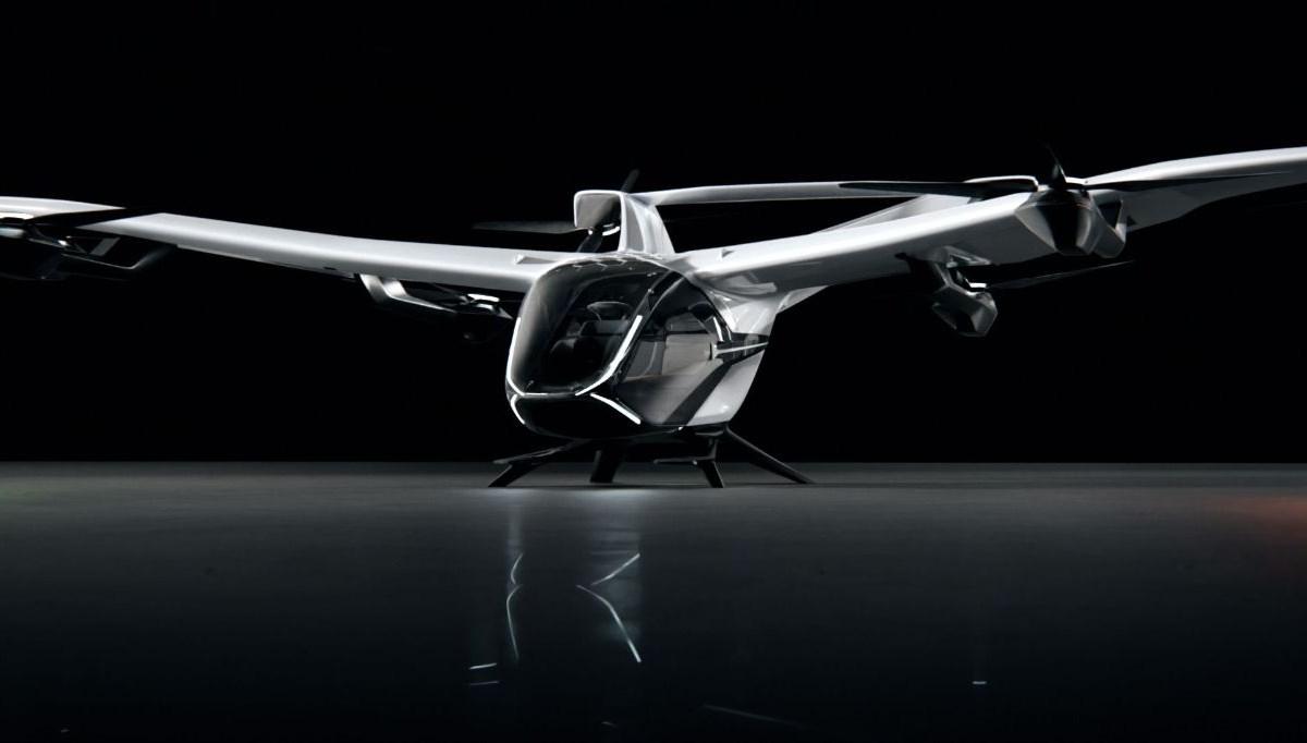 Airbus, uçan taksi modelinin yeni versiyonunu tanıttı