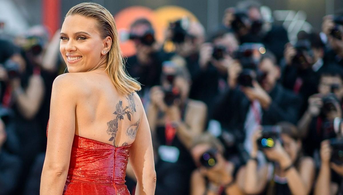 Disney ile Scarlett Johansson arasındaki anlaşmazlık çözüldü