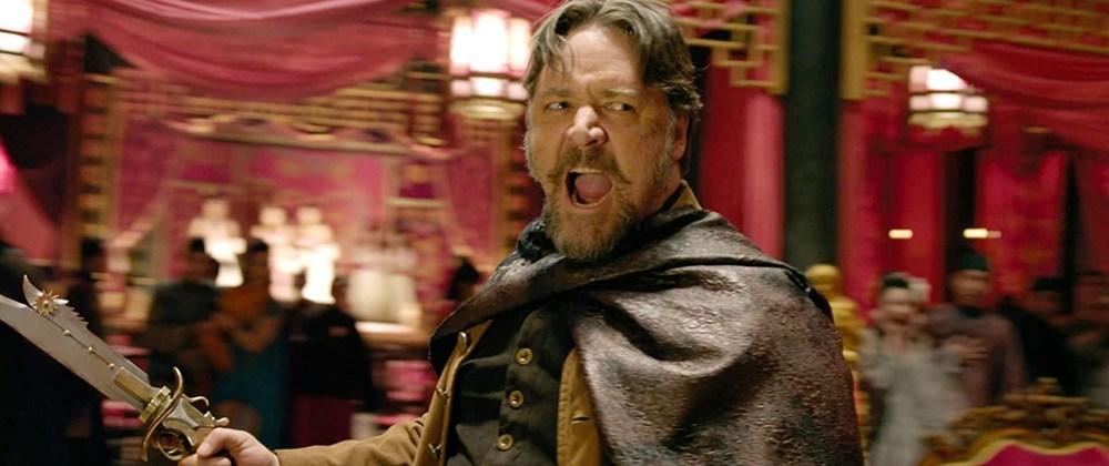 Çocuk oyunculaktan zirveye: Russell Crowe - 32