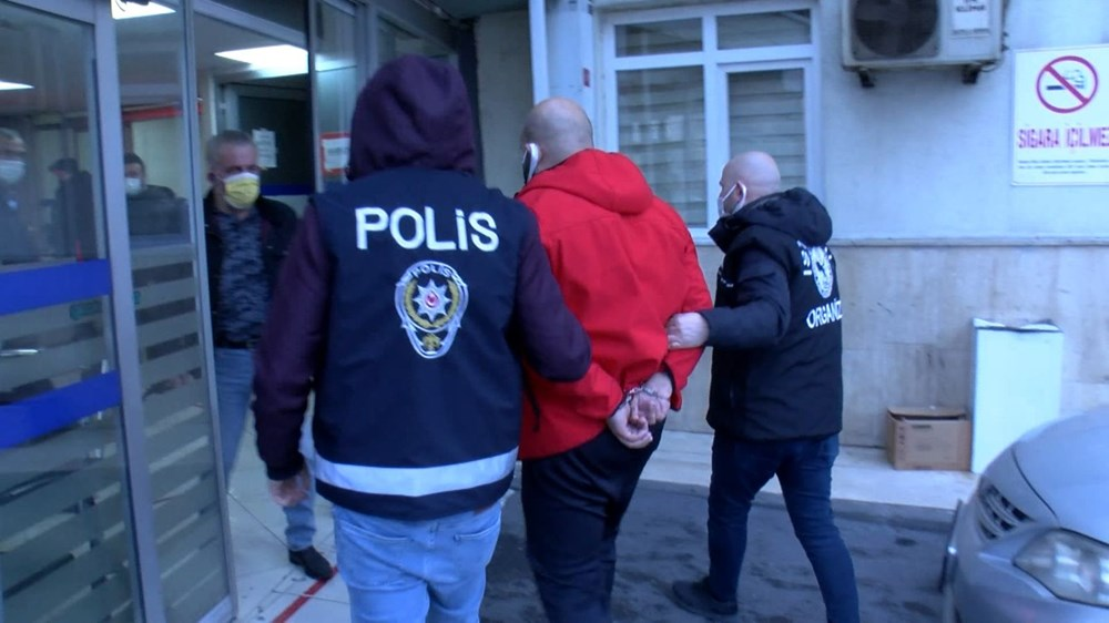 SON DAKİKA HABERİ: Sedat Peker'in de aralarında bulunduğu 63 kişiye 'organize suç örgütü' operasyonu - 9