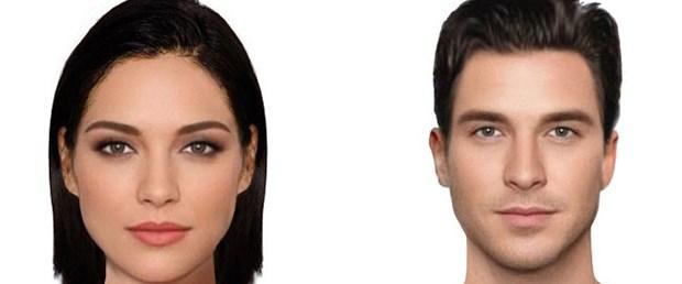 En Güzel Kadın Ve Erkek Yüzü Ntv
