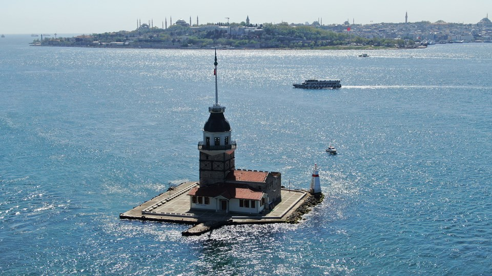 Kız Kulesi, Hamoğlu Holding tarafından işletiliyordu.