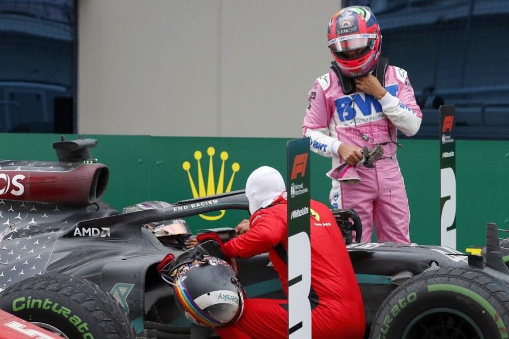 Lewis Hamilton 7. kez dünya şampiyonu - 9