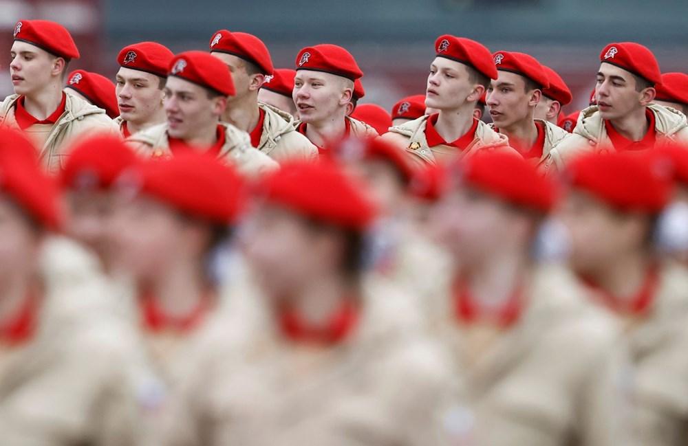 Rusya'da Zafer Günü kutlamaları: Moskova'da askeri geçit töreni - 21