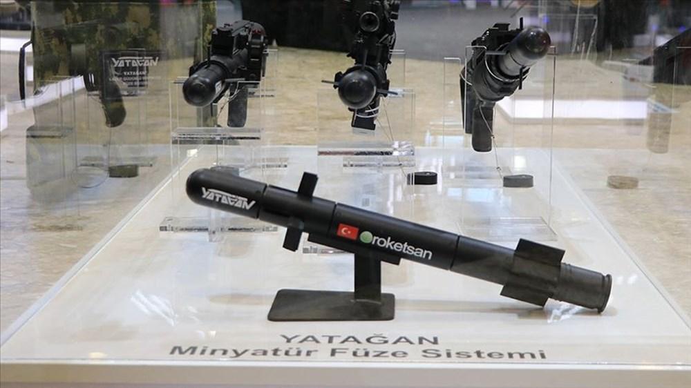 Silahlı drone Songar, askeri kara aracına entegre edildi (Türkiye'nin yeni nesil yerli silahları) - 99