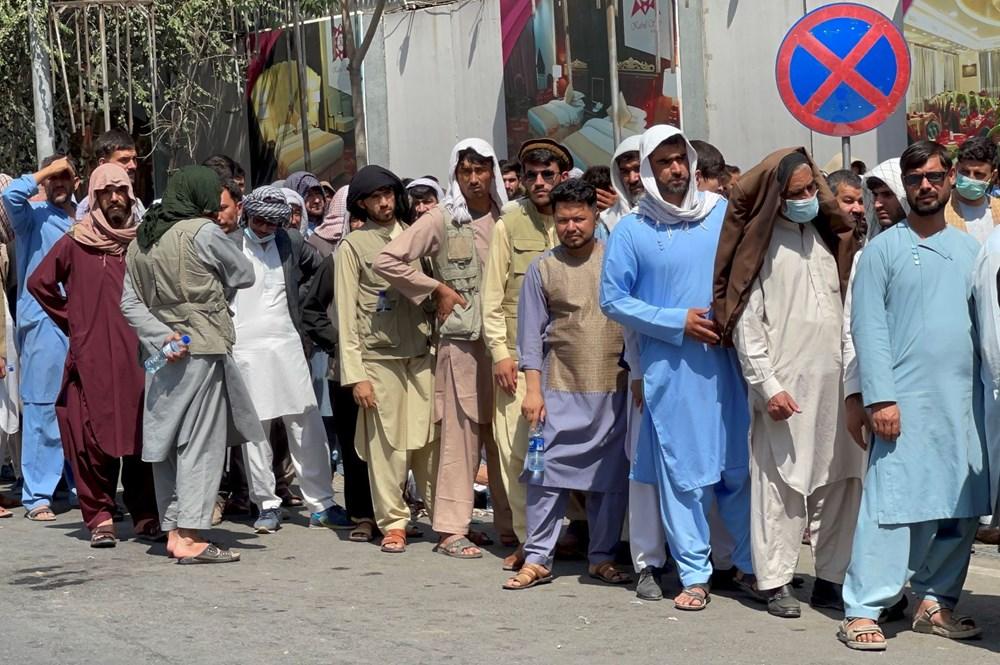 Afganistan'da ekonomi çökmek üzere: Halkın sadece yüzde 5'i yeterli  yiyeceğe erişebiliyor - 7