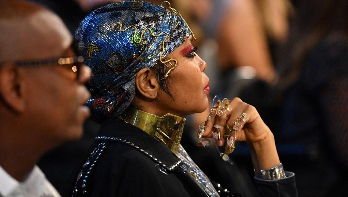 Erykah Badu, Barack Obama'dan özür diledi: Berbat bir misafirim