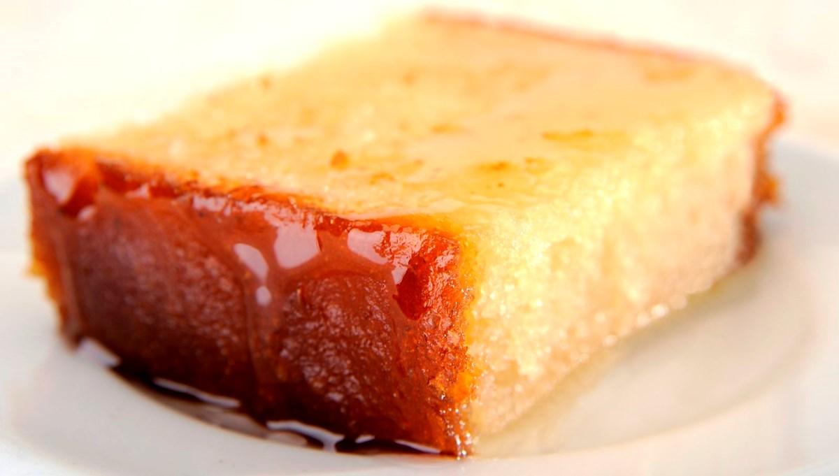Ege'nin meşhur tatlısı Şambali nasıl yapılır, malzemeleri neler?