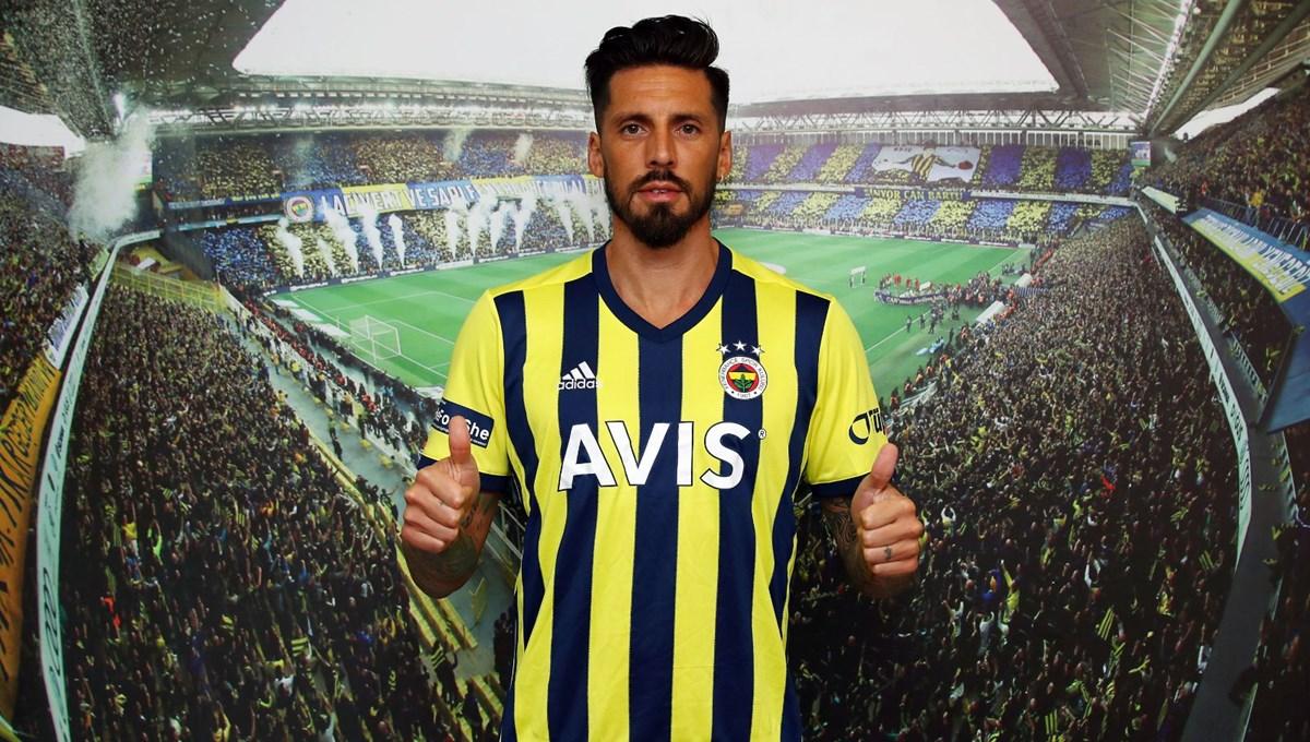 Fenerbahçe, Jose Sosa transferini açıkladı