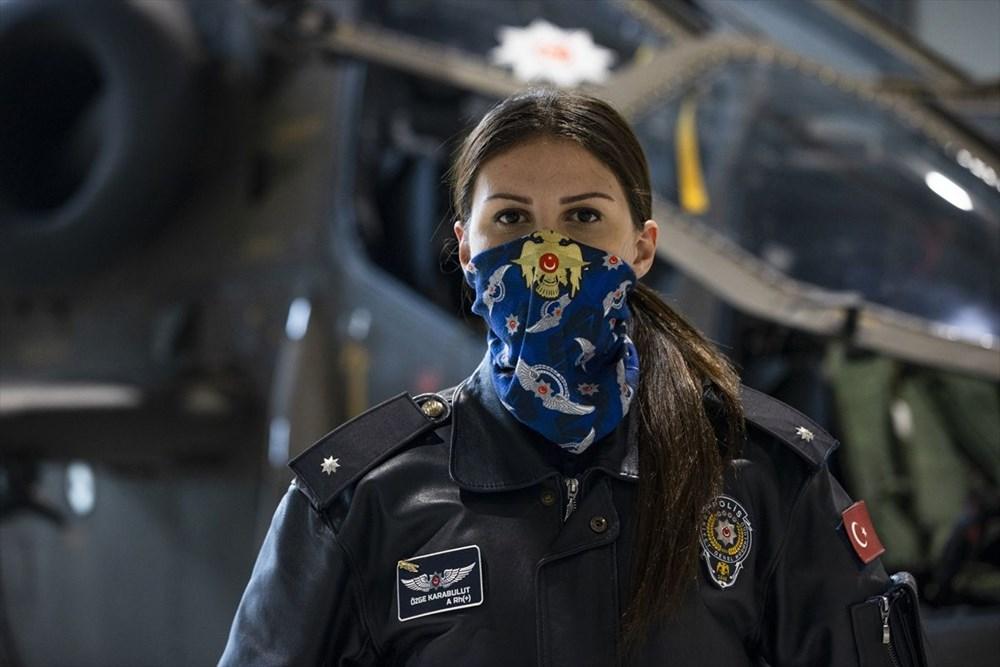 Türkiye'nin ilk kadın taarruz helikopter pilotu - 5