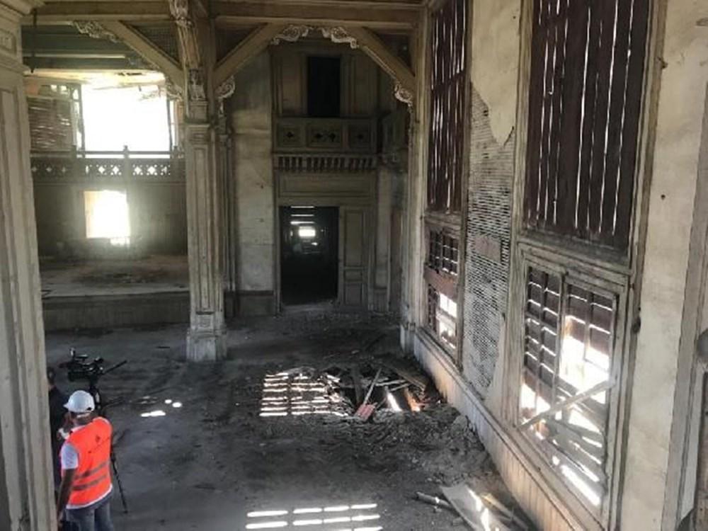 Büyükada Rum Yetimhanesi'nin son hali: İçi görüntülendi - 4