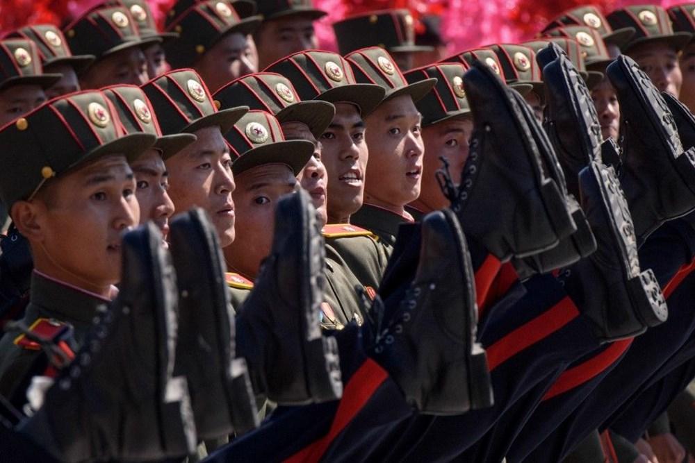 Kuzey Kore tarihi geçit törenine hazırlanıyor - 2
