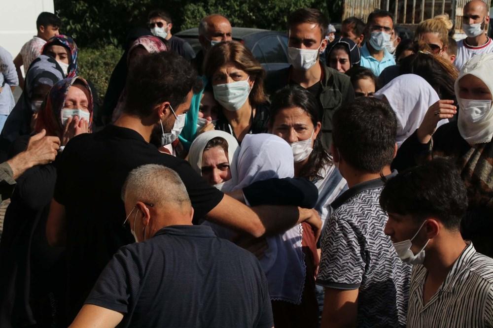 Hüzünlü veda: Pınar Gültekin son yolculuğuna uğurlandı - 10