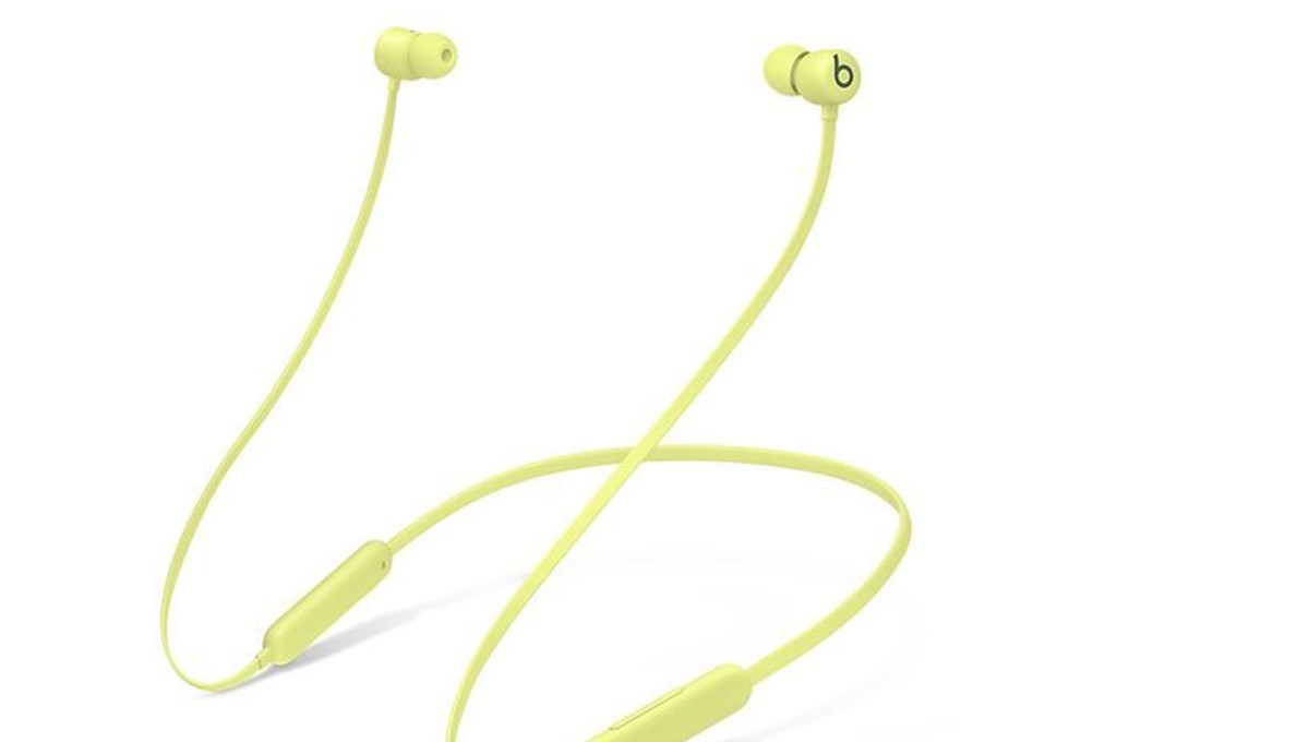 Beats'ten yeni kulaklık: Flex