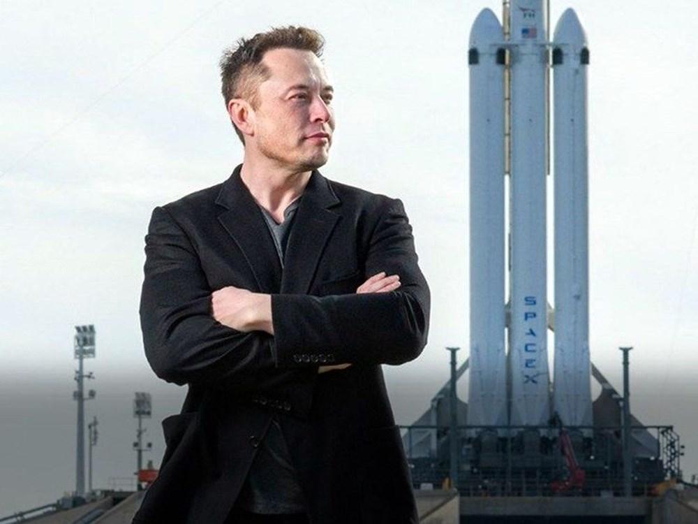 Elon Musk duyurdu: Kazanana 100 milyon dolar vereceğim - 8