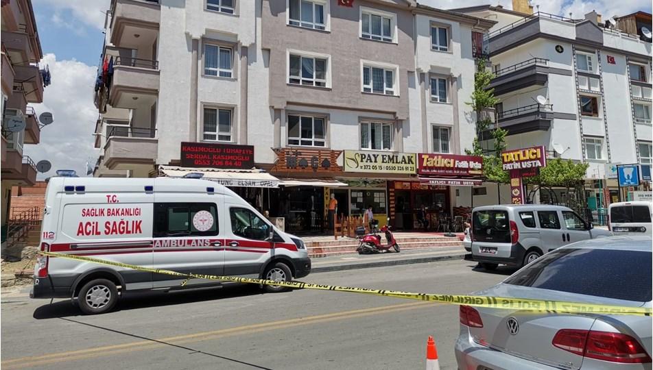 Ankara'dakızı veiki torununu öldürüp intihar etti