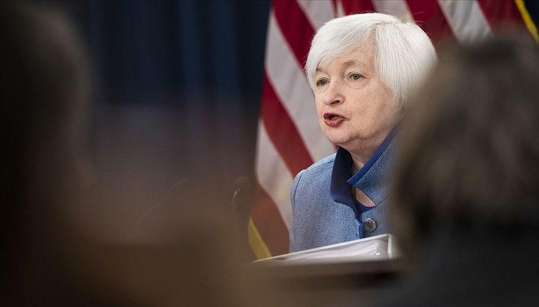 ABD Hazine Bakanı Yellen'dan faiz mesajı thumbnail
