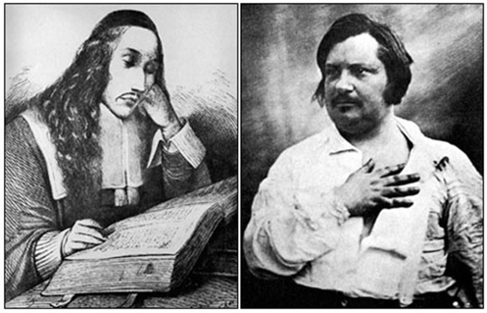 Spinoza ve Balzac