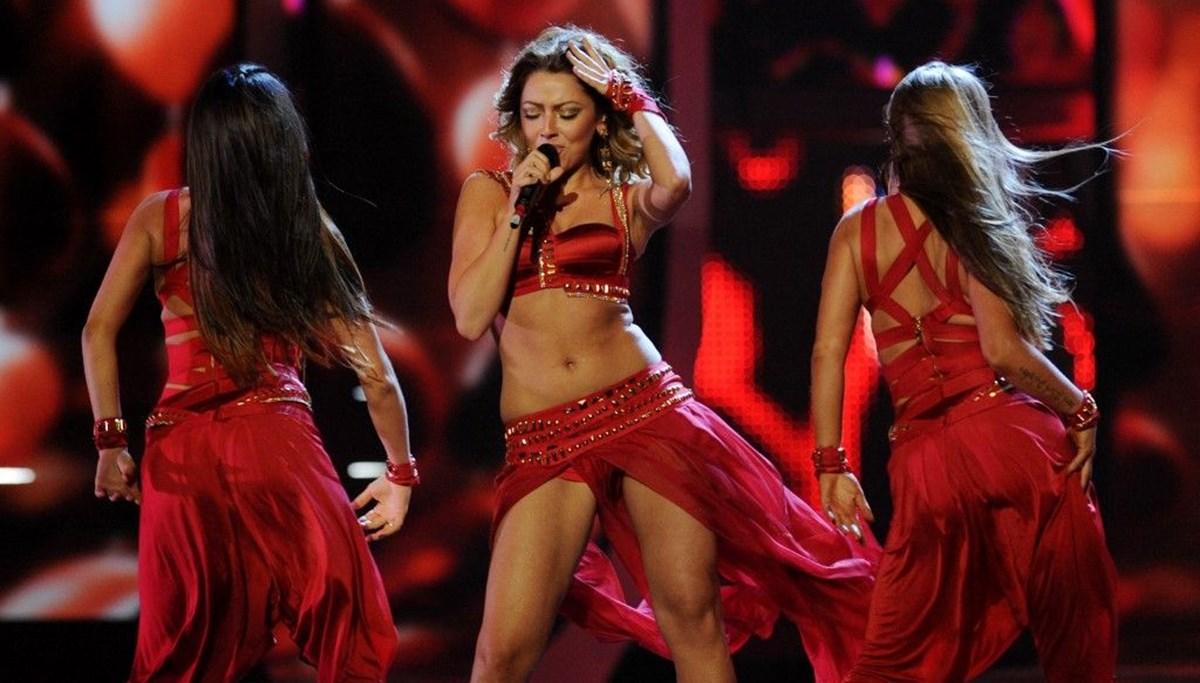 Hadise: Belçika adına Eurovision'da yarışırım