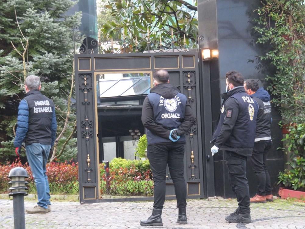SON DAKİKA HABERİ: Sedat Peker'in de aralarında bulunduğu 63 kişiye 'organize suç örgütü' operasyonu - 3