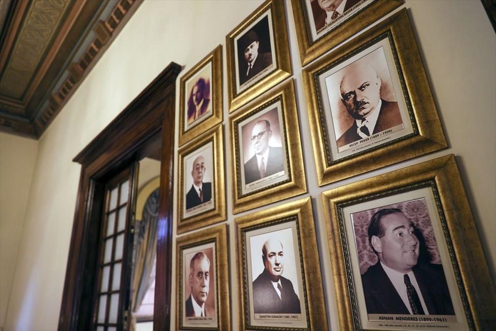 Yakın tarihin tanığı Cumhuriyet Müzesi 40 yıldır tarihseverleri ağırlıyor - 41